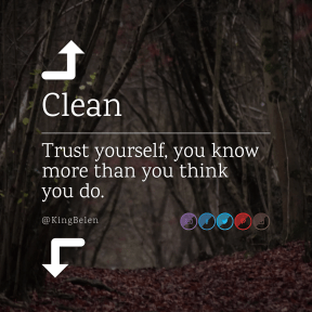 Square design layout - #Saying #Quote #Wording #forest #essentials #tree #woodland #arrow