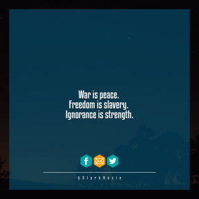 Square design layout - #Saying #Quote #Wording #night #photo #area #atmosphere #aqua #line #earth #under #sign