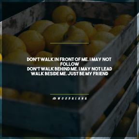 Square design layout - #Saying #Quote #Wording #clementine #lemon #vegetable #food #produce #fruit #vegetarian #citrus #local
