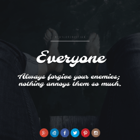 Square design layout - #Saying #Quote #Wording #hand #blue #wing #product #brown