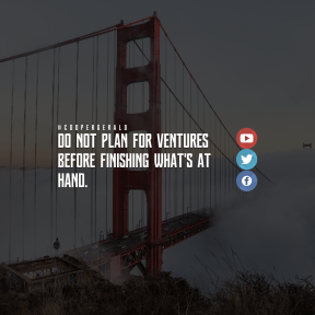 Square design layout - #Saying #Quote #Wording #computer #angle #bridge #bird #graphics #link #sky