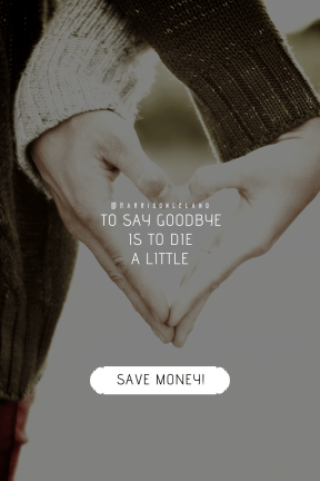 Call to action poster design - #CallToAction #Wording #Saying #Quote #couple's #clouds #heart #scalloped #rectangles #romance #interaction #hands