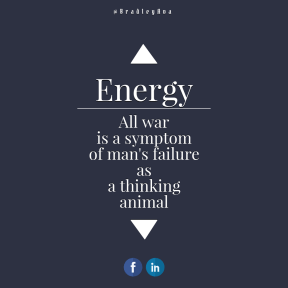 Square Quote Design - #Wording #Saying #Quote #electric #brand #sort #logo #symbol #blue #font #ascendant #up
