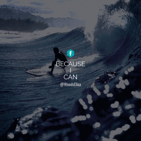 Square design layout - #Saying #Quote #Wording #brand #sports #line #wave #surfing #water #sign