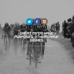 Square design layout - #Saying #Quote #Wording #brown #logo #blue #cycle #endurance #black #bicycle #symbol #transport #cycling