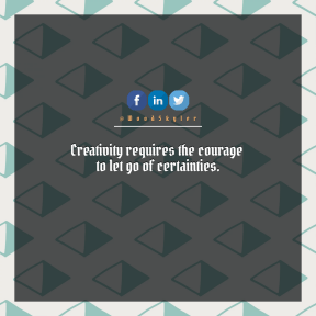 Square design layout - #Saying #Quote #Wording #sign #brand #azure #green #product #area #aqua #blue #line #text
