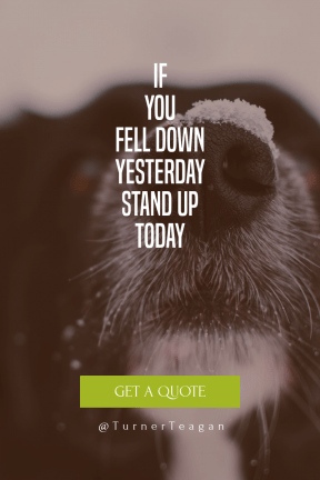 Call to action poster design - #CallToAction #Wording #Saying #Quote #fur #and #button #dog #mammal #whiskers #stop #media
