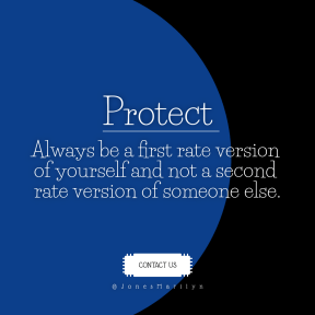 Simple call to action design - #Quote #CallToAction #Wording #Saying #black #editor #square #drum #circular