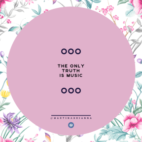 Square design layout - #Saying #Quote #Wording #flower #interface #design #text #circle #shapes #round #product