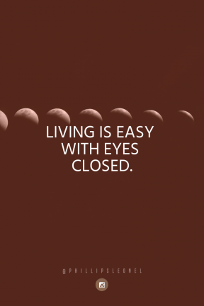 Poster Saying Layout - #Quote #Wording #Saying #white #design #night #still #darkness #black #and #eclipse #font #midnight
