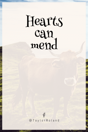 Poster Saying Layout - #Quote #Wording #Saying #Wild #social #like #green #sky #cow #grassy #mountain