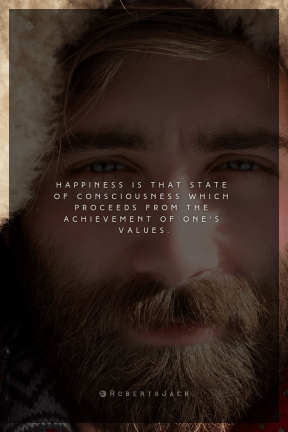 Poster Saying Layout - #Quote #Wording #Saying #serious #squints #snout #expression #beard #hair
