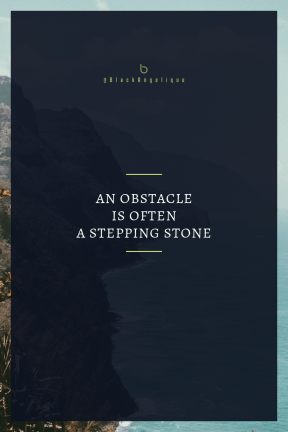 Poster Saying Layout - #Quote #Wording #Saying #messages #bright #social #promontory #cliff #media #networking #sea #coast
