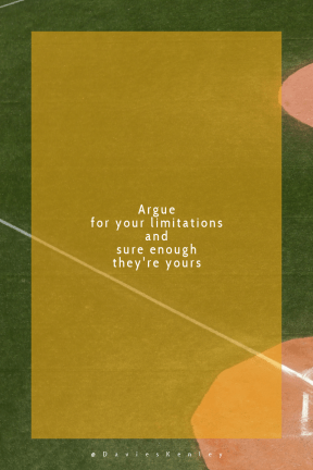 Poster Saying Layout - #Quote #Wording #Saying #baseball #sport #field #ball #player #grass #games #venue #atmosphere