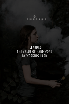 Poster Saying Layout - #Quote #Wording #Saying #forest #page #logo #smoke #A #water #social #feature #jungle