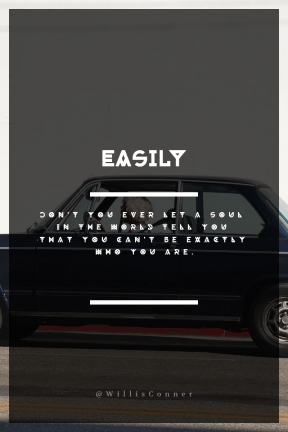 Poster Saying Layout - #Quote #Wording #Saying #luxury #bmw #street #empty #family