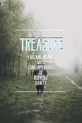 Poster Saying Layout - #Quote #Wording #Saying #mist #fog #walks #path #grass #forest #little #A #morning #overcast