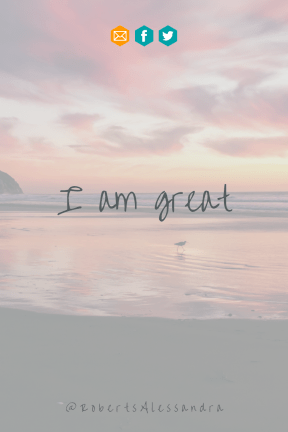 Poster Saying Layout - #Quote #Wording #Saying #calm #sky #shore #font #graphics #afterglow