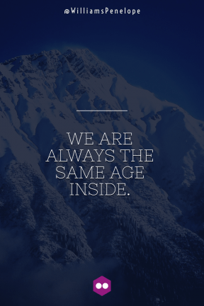 Poster Saying Layout - #Quote #Wording #Saying #mount #winter #geological #ridge #rectangle #A