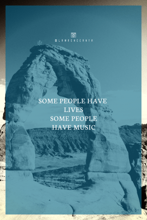 Poster Saying Layout - #Quote #Wording #Saying #rock #tourism #service #park #canyon #network #social #natural #national