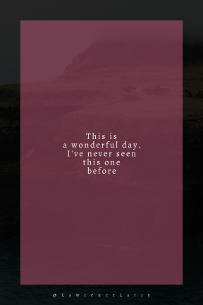 Poster Saying Layout - #Quote #Wording #Saying #terrain #klippe #rock #and #sea