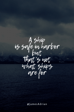 Poster Saying Layout - #Quote #Wording #Saying #cloud #water #calm #horizon #loch #resources #waterway