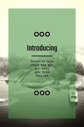 Poster Saying Layout - #Quote #Wording #Saying #coast #dots #hill #inlet #resources #circles