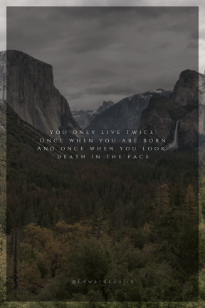 Poster Saying Layout - #Quote #Wording #Saying #forest #pine #park #with #highland