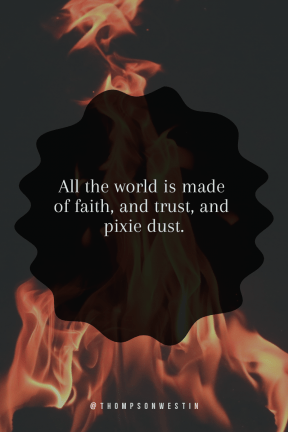 Poster Saying Layout - #Quote #Wording #Saying #frame #fancy #frames #bonfire #heat #flame #scalloped #border #swirly