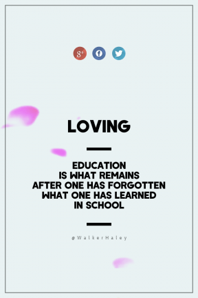 Poster Saying Layout - #Quote #Wording #Saying #organ #line #product #symbol #blue #petal