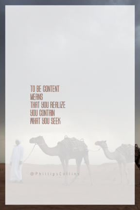 Poster Saying Layout - #Quote #Wording #Saying #sky #camel #erg #desert #like #landscape #ecoregion #sahara #arabian