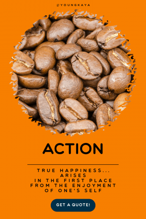 Call to action design - #Saying #Quote #CallToAction #Wording #seed #rectangles #circle #caffeine #frame #raggedborders