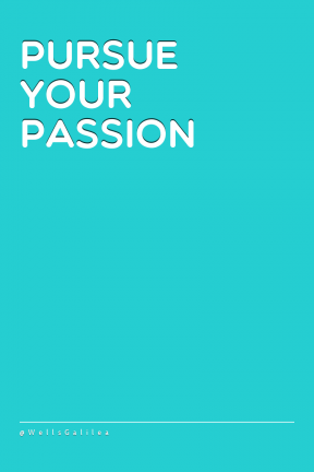 Poster design - #Quote #Wording #Sayingtype #network #adding #shapes #button #life