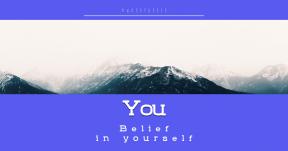 Quote image - #Quote #Wording #Saying #horizon #mountain #landform #computer #brown-hued #peaks #range #enveloping #fjord #winter