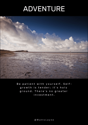 Quote image - #Quote #Wording #Saying #nature #ocean #clouds #background #landscapebeach
