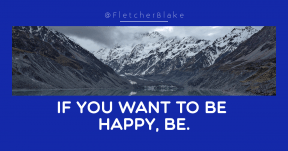 Quote image - #Quote #Wording #Saying #Snowy #reflected #valley #Hooker #Lake #mountains #water