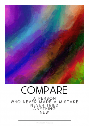 Quote image - #Quote #Wording #Saying #background #colourful #paper #artabstract #wallpaper