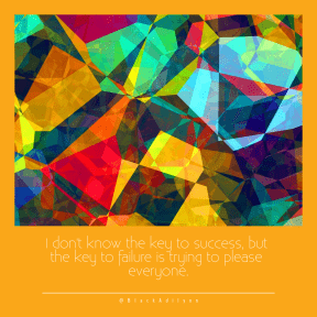 Quote image - #Quote #Wording #Saying #textures #background #polygoncolor #abstract #pattern