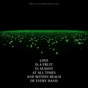 Quote image - #Quote #Wording #Saying #dark #desktopwallpaper #green #background #particles