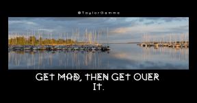 Quote image - #Quote #Wording #Saying #marina #shore #waterway #horizon #reflection #water #cloud #sky #dock