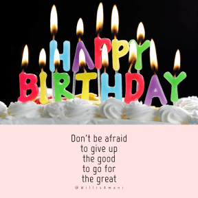 Quote image - #Quote #Wording #Saying #bg #backgrounds #3d #happy #birthday #cake #background #bgs