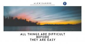 Quote image - #Quote #Wording #Saying #phenomenon #product #sunset #sunrise #logo #blue #morning #brand