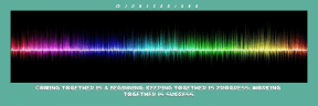 Quote image - #Quote #Wording #Saying #sound #rainbow #wave #waves #soundwavesbackground