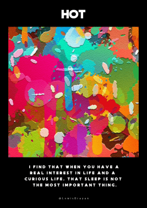 Quote image - #Quote #Wording #Saying #abstract #splatter #background #colorful