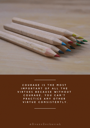 Quote image - #Quote #Wording #Saying #school #colorcolored #background #wood #pencils