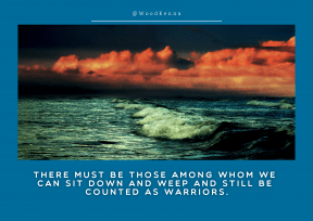 Quote image - #Quote #Wording #Saying #A #phenomenon #horizon #sea #shore #under #ocean #shot #cloudy