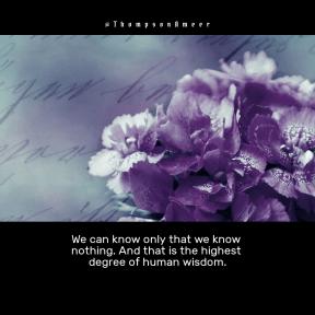 Quote image - #Quote #Wording #Saying #image #purple #romantic #flowerbackground