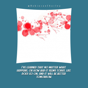Quote image - #Quote #Wording #Saying #bg #backgrouns #frame #florets #rectangles
