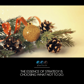Quote image - #Quote #Wording #Saying #circle #text #graphics #font #line #needles #christmas #blue