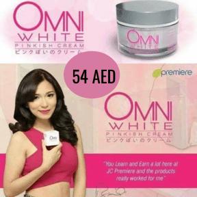pinkish cream\